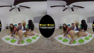 Virtual reality adult games Vr3000 - sorority game night - anya reis, jamie marleigh lexy bandera