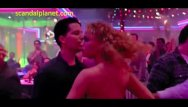 Elizabeth berkley naked pics Elizabeth berkley and rena riffel striptease in showgirls movie