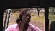 Ebony babe stocking sex - African babe needs a big cock