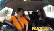 128gb thumb drive Fake driving school readhead teen and busty milf creampie
