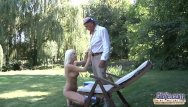 Having old people pic sex The icecream man gets to have sex with beautiful blonde tight ass pussy cum
