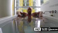 Gay life in klamath falls Johnny sins playing with his huge dick in the bathtub