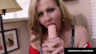 Faous pornstar movies - World famous milf, julia ann in a sweater fucks herself