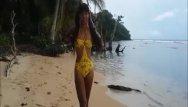 Free pregnant porn ameteur Ameteur tiny thai teen heather deep day at the beach gives deepthroat throa