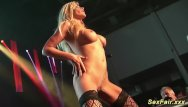 Naked ametaur females My busty german stepmom naked on stage