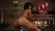 Misty may anal The boner of apollo will open the temple of misty stone