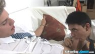 Gay free hard core video Latin twink boys get naked and fucked hard