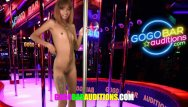 Sex with thai gogo girls Really skinny thai girl fucks the manager to get a job