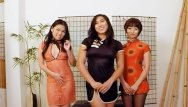 Chun-li porn Vr porn-three hot asian girls pleasureing your dick