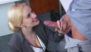 3 tits fucked massive cock Mom blonde big tits milf sucks massive geek cock before hard fucking