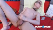 Free uncut twinks Euro twink sonnie crow plays with his ass and big cock