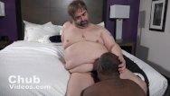 Gay fat sex videos Fat daddy husky cub
