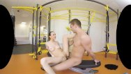 Virtua sex videos - Belle claires gym vr anal video
