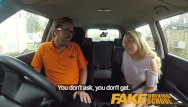 Dick blick discounts Fake driving school sexual discount for big tits blonde scottish babe
