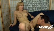 Pantyhose hunger - Milf and stepdaughter have a hunger for pussy