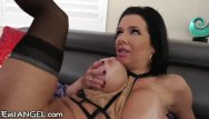 Vaginal odor and irration Big titty milf veronica avluv drilled anally and vaginally