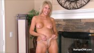 Play with women breast Erica lauren loves playing dildo herself