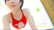 Sexy swimsuit dvd Rin sasayama pretty teen teases in her swimsuit stunning girl bends in many