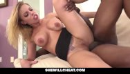 Xhamster fucking wife during football game - Shewillcheat - slut wife britney amber fucks famous football players bbc