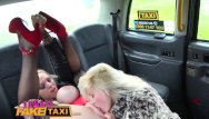 Sexy females ass Female fake taxi insatiable horny busty blondes sexy taxi fuck session