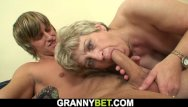 Nudes in 60 Young dude bangs 60 years old granny