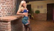 Upskirt lesbian videos Stockingvideos - upskirt girdle striptease