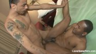 Horney gay porn Horny black lad really loves to get fucked