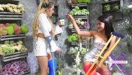 How long after sex is conception Fetisch-concept com - 2 girls with long cast leg visit a flower store 1