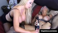 Piss on command Busty vna commander vicky vette dildo bangs with nikki benz