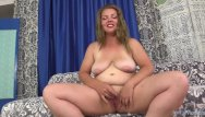 Gasm vibrator Plumper brings herself to orgasm with vibrators