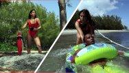 Darwn sex toons rescue rangers Bangbros - latina lifeguard valerie kay rescues a big black cock