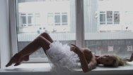 Free erotic video amateur humor - Blonde babe julia reutova arousing us in this erotic hd video