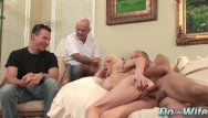 What to do with big boobs - Big boobed wife kasey grant is sodomized by a stranger in front of hubby