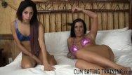 Breat feeding porn Cum feeding and female domination porn vids