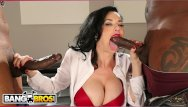 Double penetration monster - Bangbros - real estate agent veronica avluv gets double penetration