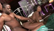 Angelina armani black cock - Black cock and black booty fuck with lady armani