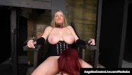 Redhead abuse Friend or foe bbw angelina castro is bound abused