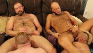Gay orgy clip Amateur bears barebacking sex orgy