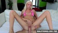 Teen pool hall - Reality kings - blonde spinner halle von tries to deepthroat huge cock