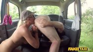 Kind mature - Fake taxi anal stretching of the fruity kind