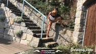 Clothed fully hot load pissing Fully clothed pissing in my back garden - lexi dona