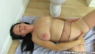 Pleasure spots on a woman English milf annabella ford pleasures her wet pink fanny