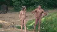 Nudist beach man Spy videos with the real life nudists
