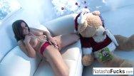 Her facial urge - Natasha wants to satisfy her urges