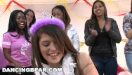 Bachelorette party suck stripper Dancing bear - christies bachelorette party from dancing bear is otc