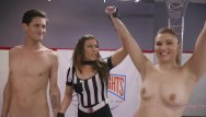 Babe nude pro wrestling Nude wrestling stephie staar fights and fucks loser at evolved fights