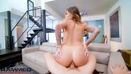 Sex mickey Rammed - karmen karma gets a fat dick in her ass