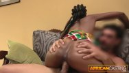 Nude south african model South african amateur does first porn casting