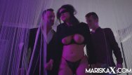 Boob hargitay mariska Mariskax mariska gets filled up by two big cocks