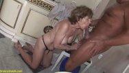 Moms deepthroating dick Grandma deepthroat anal fucked